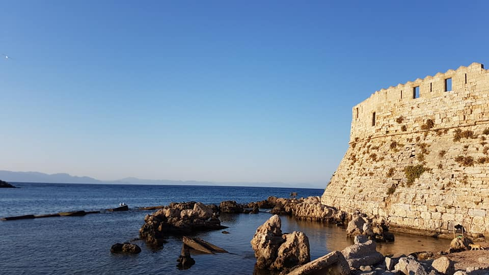 Fort of St Nicholas, Rhodes Old Town