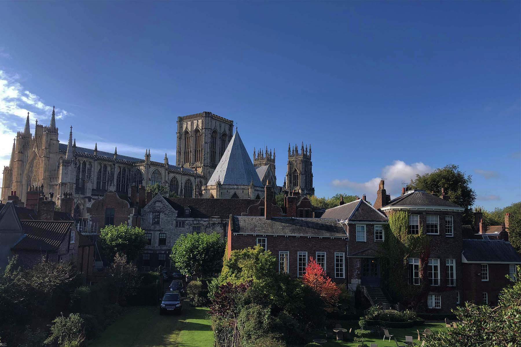 Views of York Minster