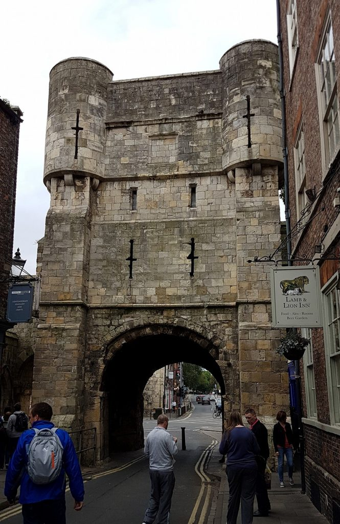 York city gates