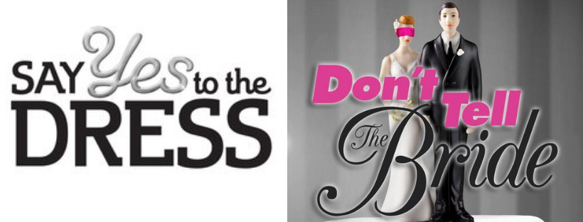 Say Yes to the Dress vs. Dont tell the Bride